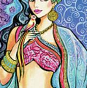 Anchita Art Print