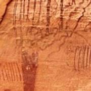 Ancient Art 3 Art Print