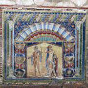Ancient Art Of Herculaneun Art Print