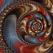 Ancient Circularis Art Print