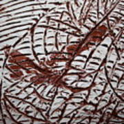Ancient Dreams - Tile Art Print