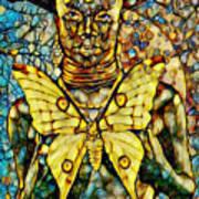 Ancient Goddess The Mother Art Print