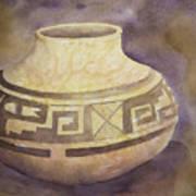 Ancient Pottery Art Print