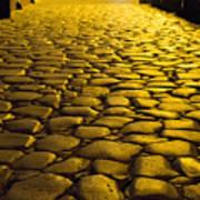 Ancient Roadway Art Print
