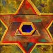 Ancient Star Art Print