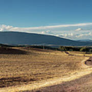Andalusian Landscape. Ronda Art Print