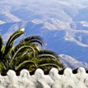 Andalusian View Art Print