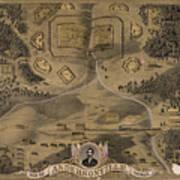 Andersonville Prison Art Print