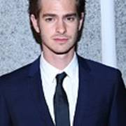 Andrew Garfield At Arrivals For The Print by Everett