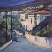 Andros Art Print by George Siaba