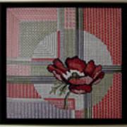 Anemonie Art Print