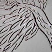 Angel - Tile Art Print