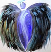 Angel 107 Art Print
