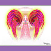 Angel #199 Art Print