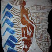 Angel 6 Art Print
