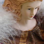 Angel Doll Art Print