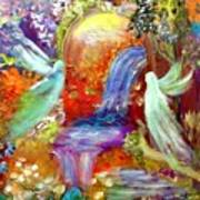 Angel Gate Art Print