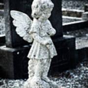 Angel In Roscommon No 3 Art Print