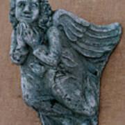 Angel Print by Katia Weyher