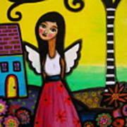 Angel Nilda Art Print