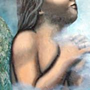 Angel Of Faith Art Print