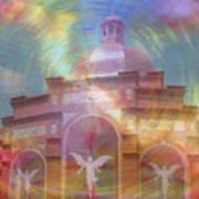 Angel Sanctuary Art Print