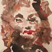 Angela IIi Art Print