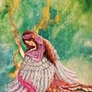 Angele Art Print