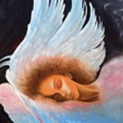 Angelic Dream  Art Print
