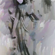 Angelic Presence Art Print