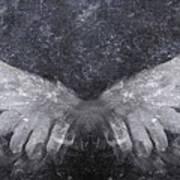 Angelic Visitation Art Print