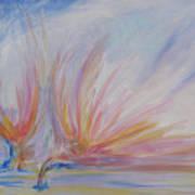 Angels Of Revival Ps 104 4 Art Print