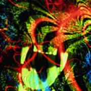Anger Tunnel Art Print