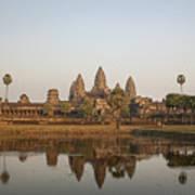 Angkor Wat Temple, Cambodia Art Print