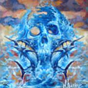 Angler Heat II Art Print