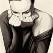 Anguish #10 Art Print