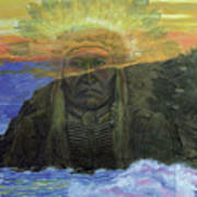 Anishinaabe Art Print