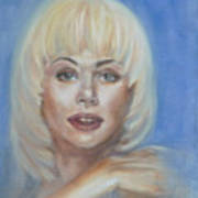 Ann Jillian Art Print