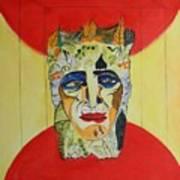 Anna Livia Plurabelle Art Print