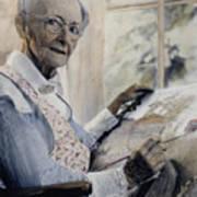 Anna Mary Robertson Art Print