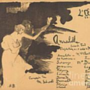 Annabella ('tis Pity She's A Whore) Art Print