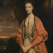 Anne Seymour Damer  Art Print