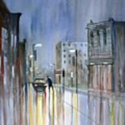 Another Rainy Night Art Print
