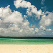 Anguilla - Another Spectacular Beach  Art Print