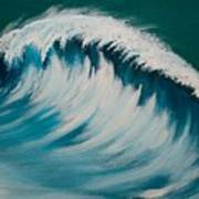Another Wave Art Print