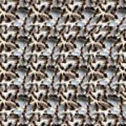 Ant Hill Stereogram by JMarP