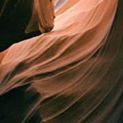 Antelope Canyon 266 Art Print