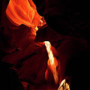 Antelope Canyon #3 Art Print