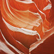 Antelope Canyon - So Much Brilliance Art Print