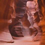 Antelope Canyon Utah Art Print